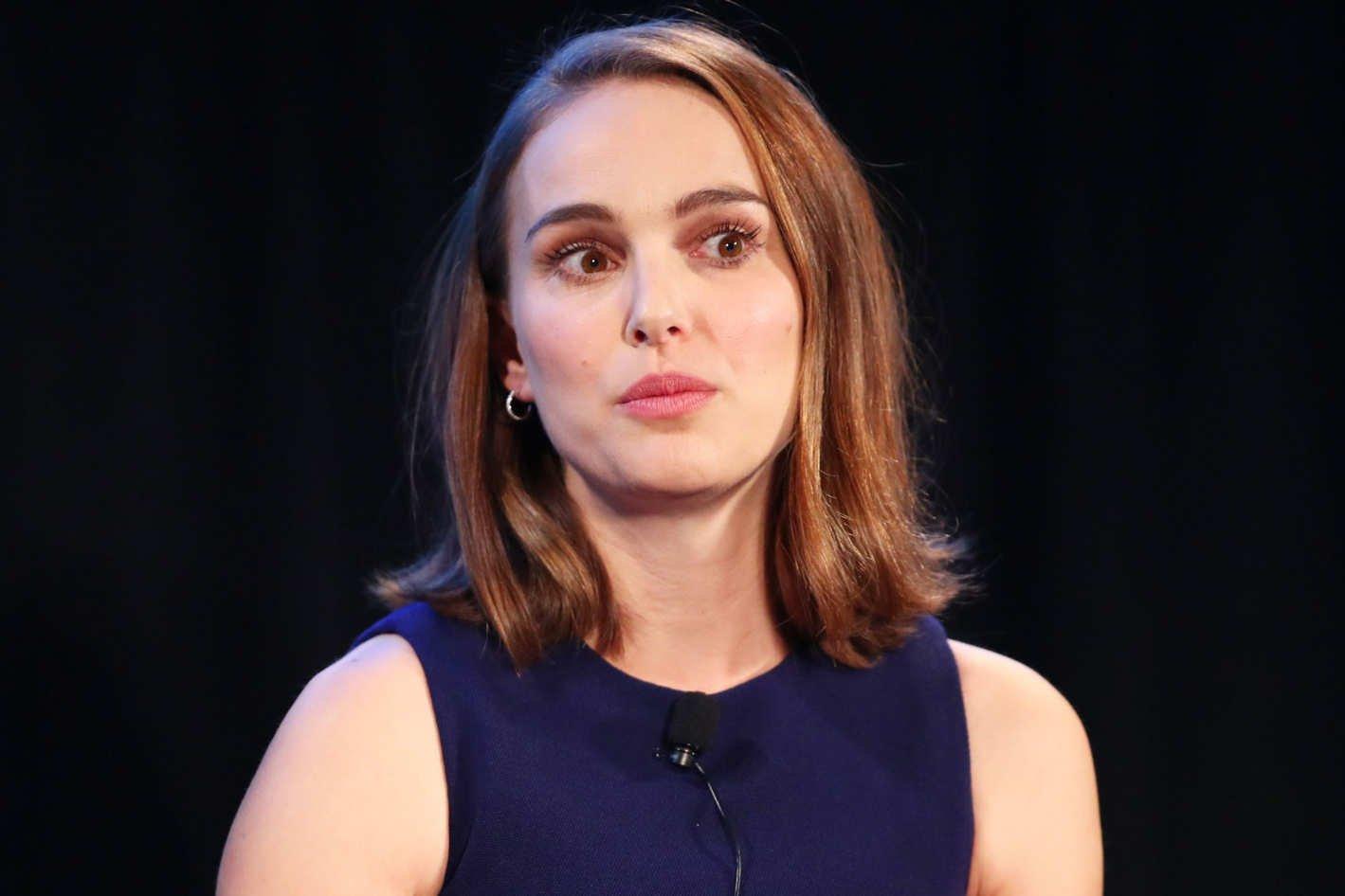 Натали Портман призналась, что сталкивалась с насилием сотни раз