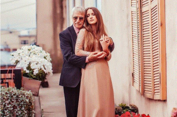 Молодая супруга Ивана Краско строга по отношению к нему
