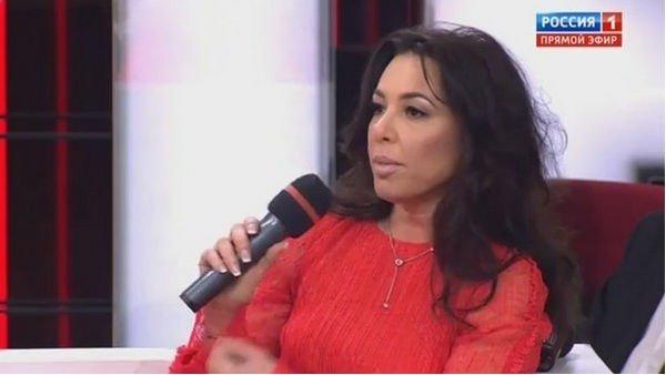 Жена Вадима Казаченко публично раскритиковала Виталину Цымбалюк-Романовскую