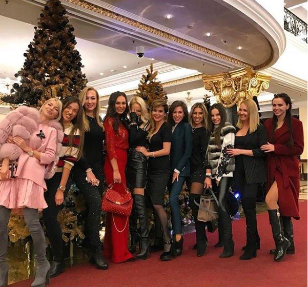 Ксения Бородина открыла еще один салон красоты