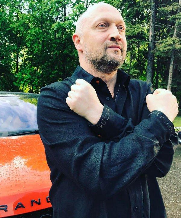 Гоша Куценко признался в жуткой ревности своей дочки