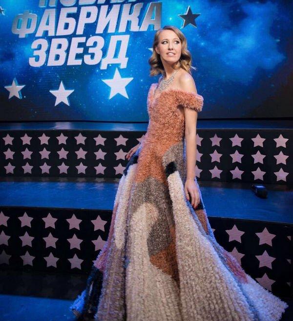 Максим Виторган защитил Ксению Собчак от многочисленной критики