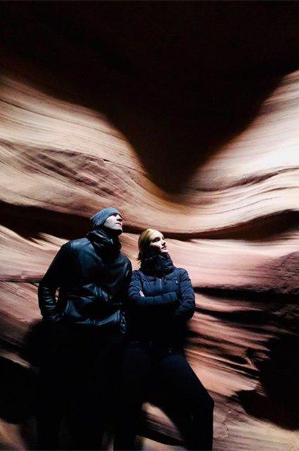 Рози Хантингтон-Уайтли и Джейсон Стэтхэм выложили в сеть новые кадры с отдыха