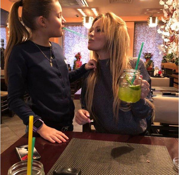 Дана Борисова наконец-то смогла помириться с дочкой