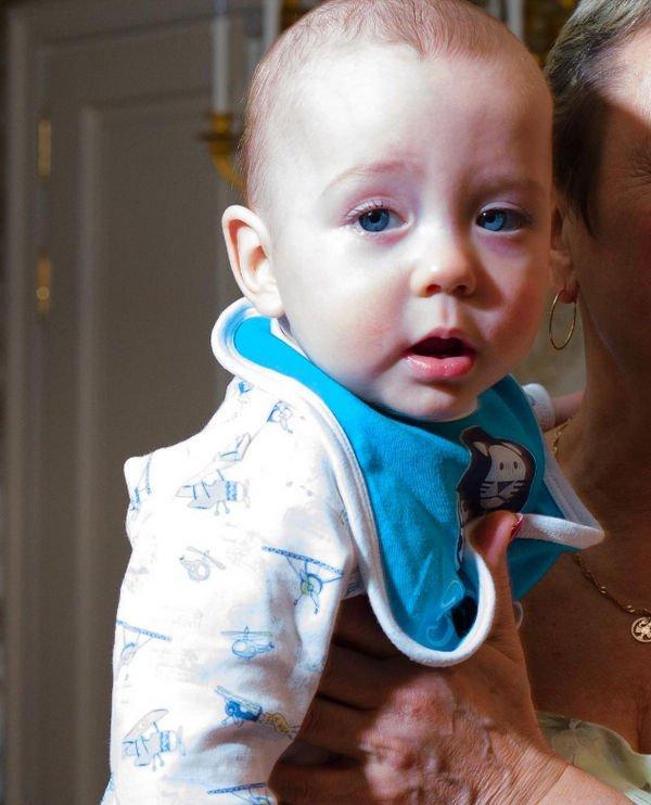 Милана Кержакова вспомнила, как же плохо чувствовала себя, когда родился ее первенец
