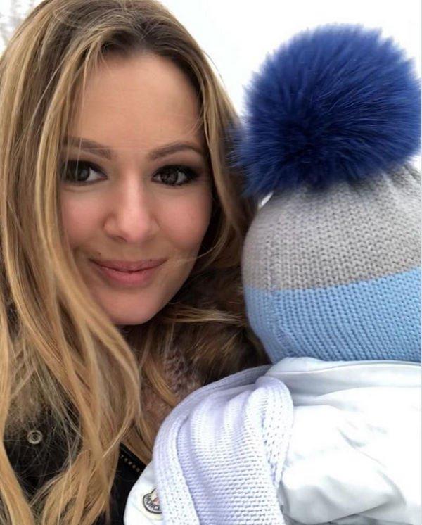 Мария Кожевникова впервые поделилась снимком младшего сына