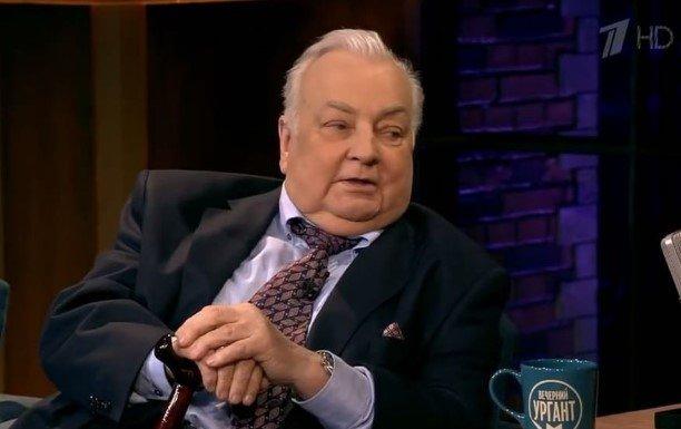 Скончался известный актёр Михаил Державин