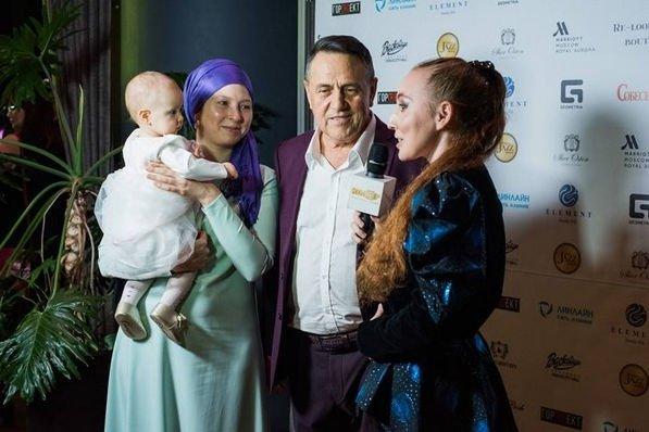 70-летний солист  Ренат Ибрагимов будет  отцом  вдевятый раз