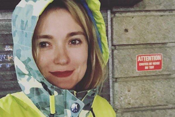 Надя Михалкова поделилась фотографией дочери