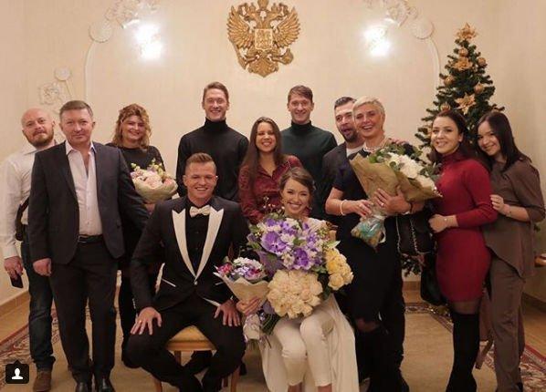 В Сети появились подробности скорой свадьбы Дмитрия Тарасова и Анастасии Костенко