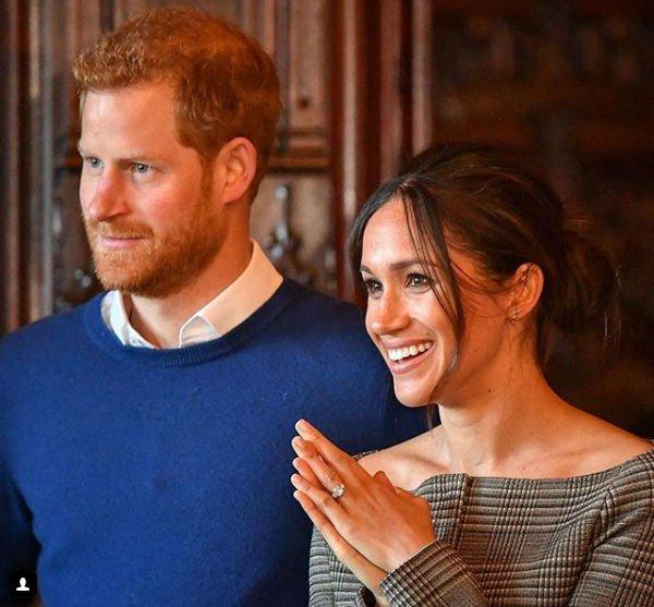 Меган Маркл поняла, что жизнь в королевской семье трудна