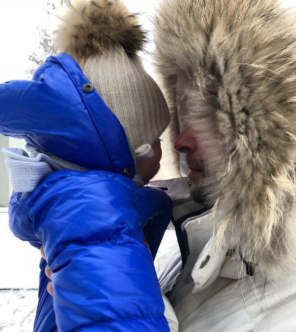 Мария Кожевникова растрогала фанатов фотографией мужа с сыном