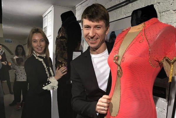 Алексей Ягудин высказывается против рождения у него сына