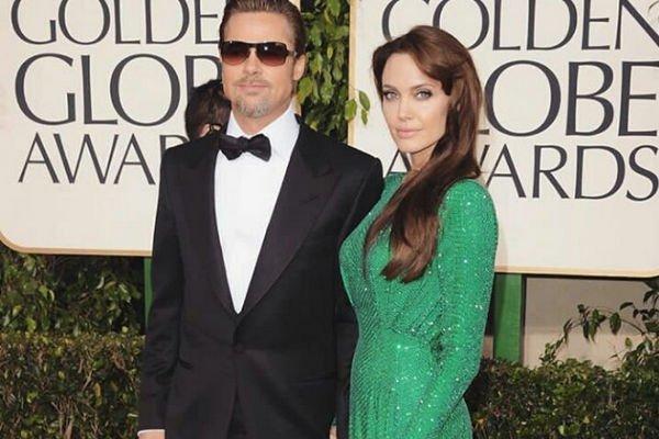 Все кончено: Анджелину Джоли иБрэда Питта больше ничего недержит совместно