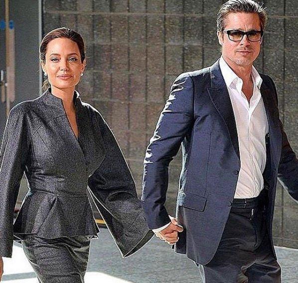 Анджелину Джоли иБрэда Питта больше ничего недержит вместе— Все кончено