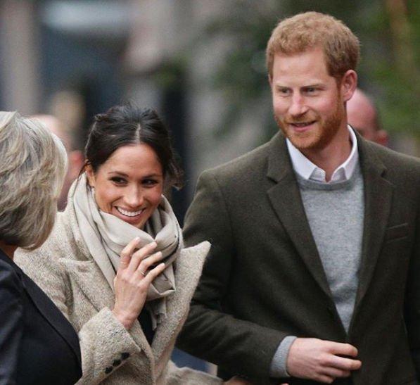 Приянка Чопра рассказала подробности бракосочетания Меган Маркл и принца Гарри