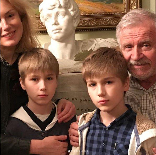 Мария Шукшина больше не держит зла на экс-супруга