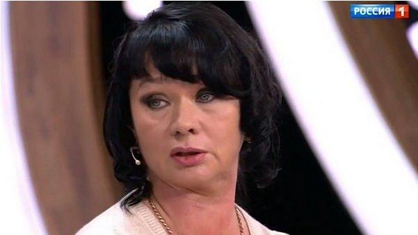 Виталина Цымбалюк-Романовское долгое время скрывала психическое заболевание
