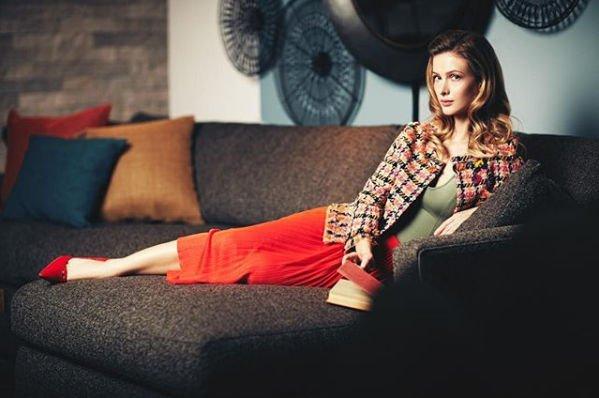 Светлана Иванова беременна во 2-ой раз