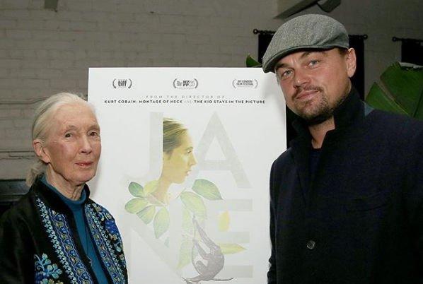 Леонардо ДиКаприо представил публике свою новую возлюбленную