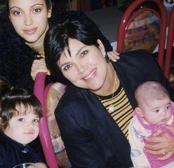 Архивное фото Ким Кардашьян вызвало активные обсуждения в Сети