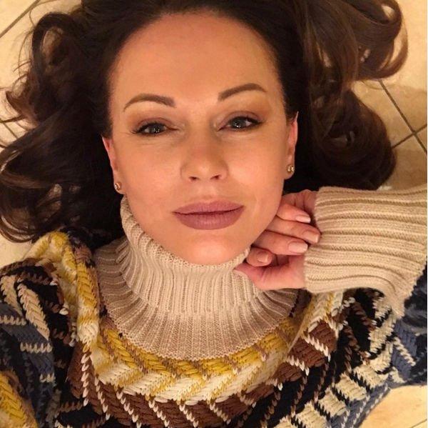 Ирина Безрукова рассказала, как сделала свои губы значительно больше