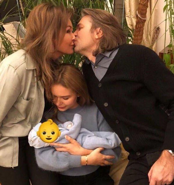 Дмитрий Маликов готов к тому, что на сына у него будет уходить больше времени, чем на дочь