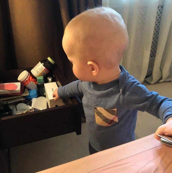 Ксению Собчак обвинили в безразличии по отношению к своему сыну