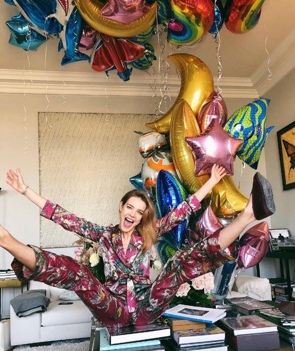 Сын Натальи Водяновой написал ей трогательное обращение на день рождения