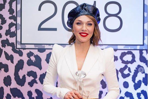 """Альбина Джанабаева рассказала о том, что участие в группе """"ВИА Гра"""" далось ей не легко"""