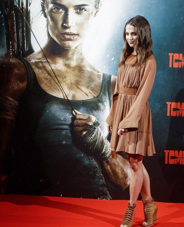 Алисия Викандер поведала о том, что ей пришлось пережить в Голливуде