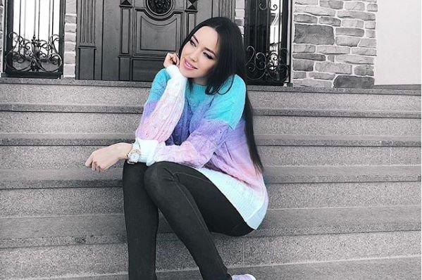 Анастасия Костенко по-настоящему счастлива вопреки слухам о проблемах с мужем