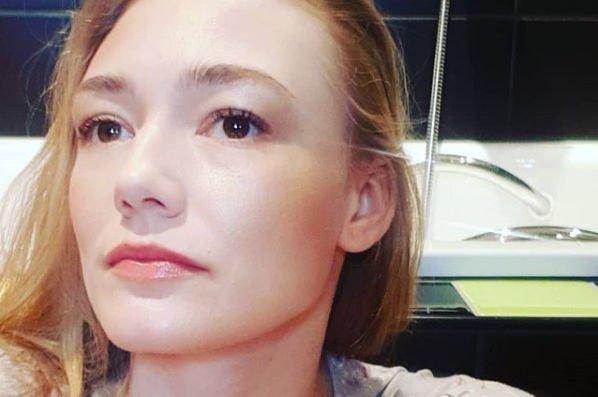 Оксана Акиньшина продемонстрировала идеальную фигуру в купальнике