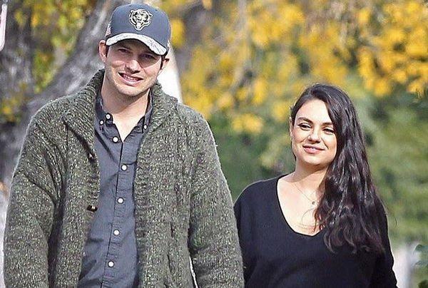 Мила Кунис и Эштон Катчер намерены заставить детей самим зарабатывать себе на жизнь