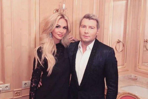 Николай Басков хочет детей от возлюбленной Виктории Лопыревой