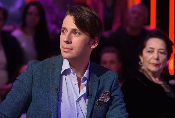 Максим Галкин показал себя в детстве, растрогал фанатов