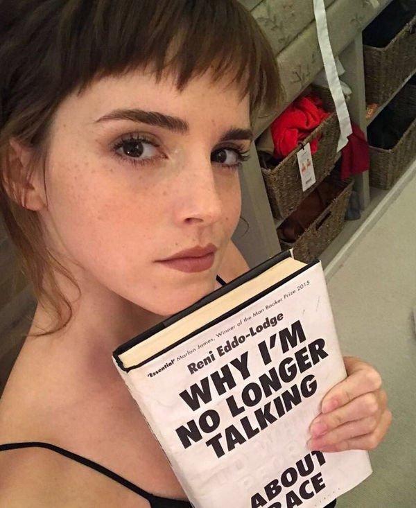 Эмма Уотсон скрывает свой новый роман