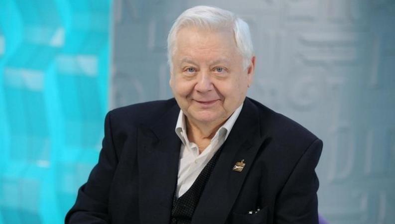 Обнародована причина смерти Олега Табакова