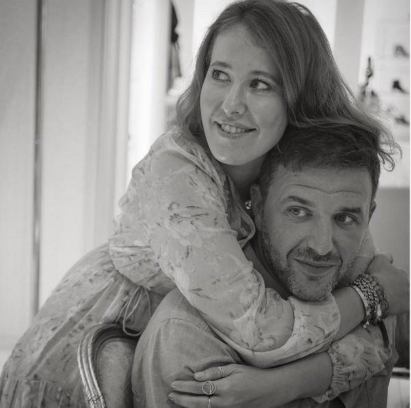 Максим Виторган и его дочь от бывшей жены вместе пришли на светское мероприятие