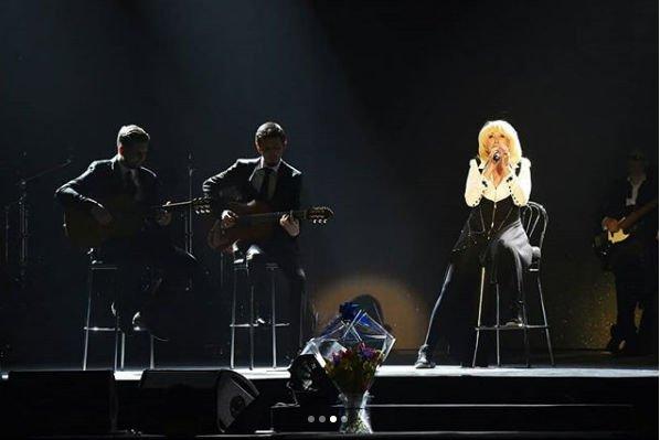 Концерт Ирины Аллегровой был сорван