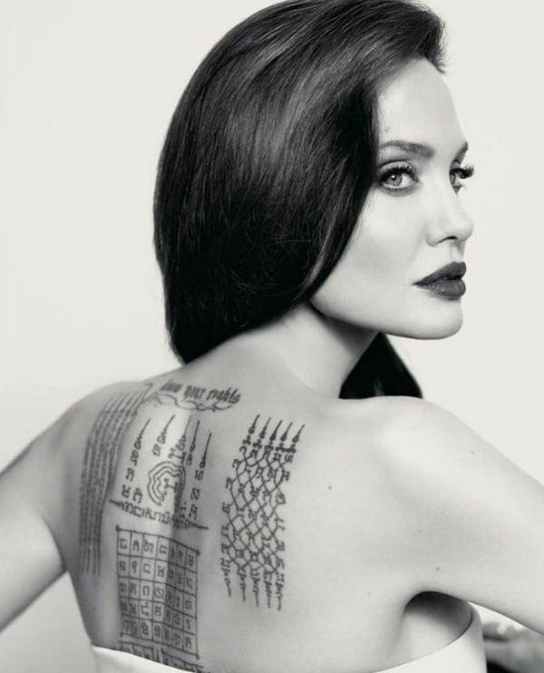 Анджелина Джоли рассказала, что ее не устраивает в своей внешности