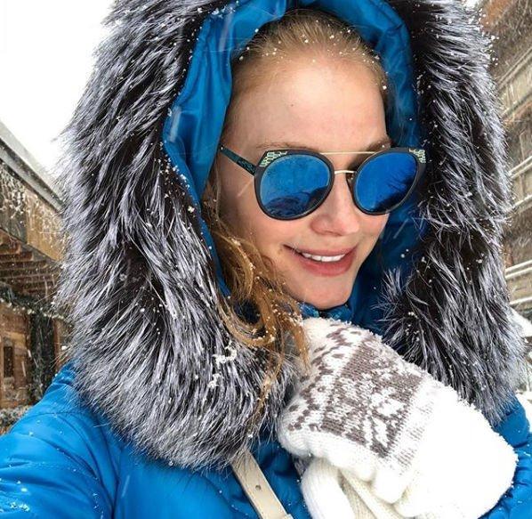 Светлана Ходченкова готовится к свадьбе