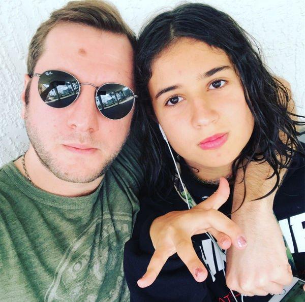 Поклонники пришли в восторг фотографией подросшей дочери Резо Гигинеишвили