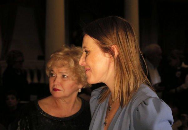Мать Собчак разоткровенничалась оПутине— Чем попало