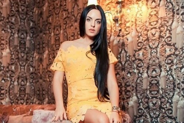 Юлия Ефременкова снялась полностью обнаженной