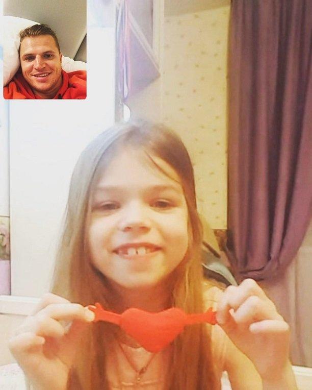 Дмитрий Тарасов обидел дочь
