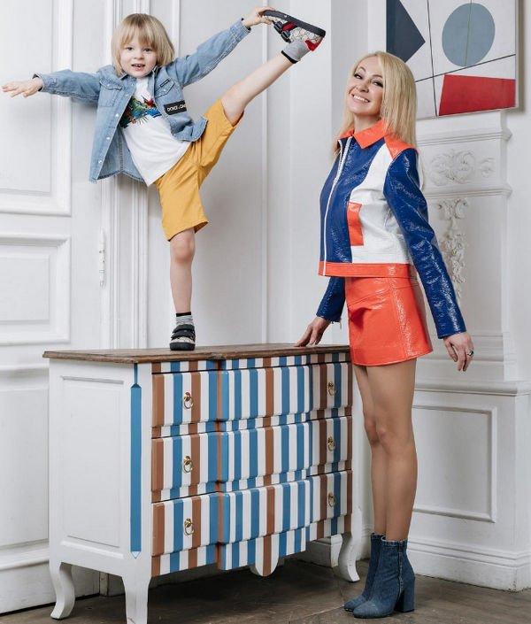 Яна Рудковская попыталась оправдаться за свою строгость к детям