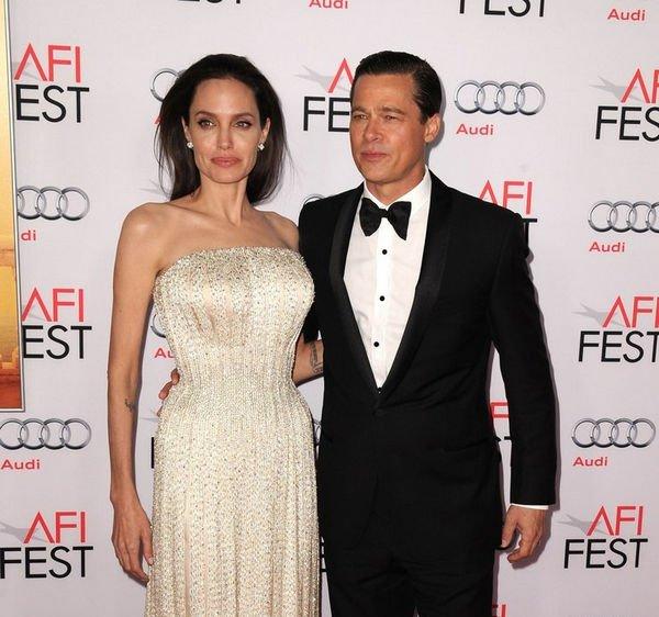 Дженнифер Энистон и Анджелина Джоли смогли найти общий язык