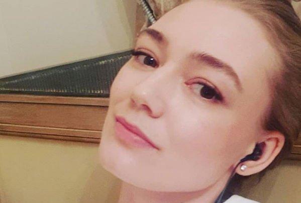 В Сети обнародован снимок маленькой дочери Оксаны Акиньшиной