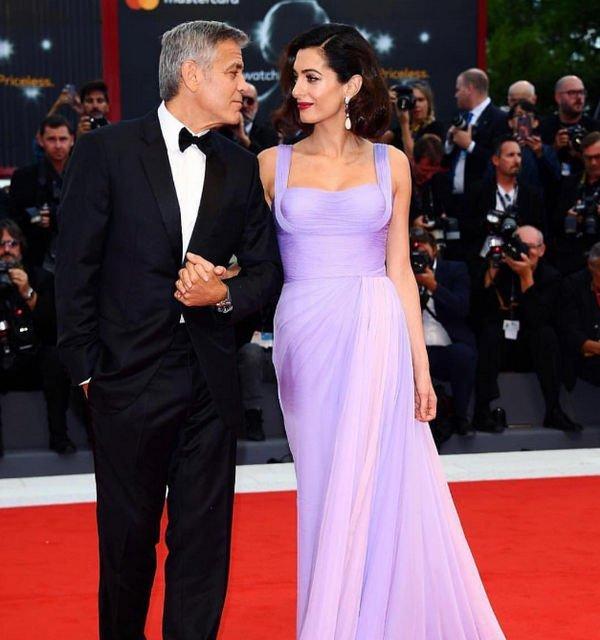 Амаль Клуни рассказала о том, как же справлялась с двумя маленькими детьми